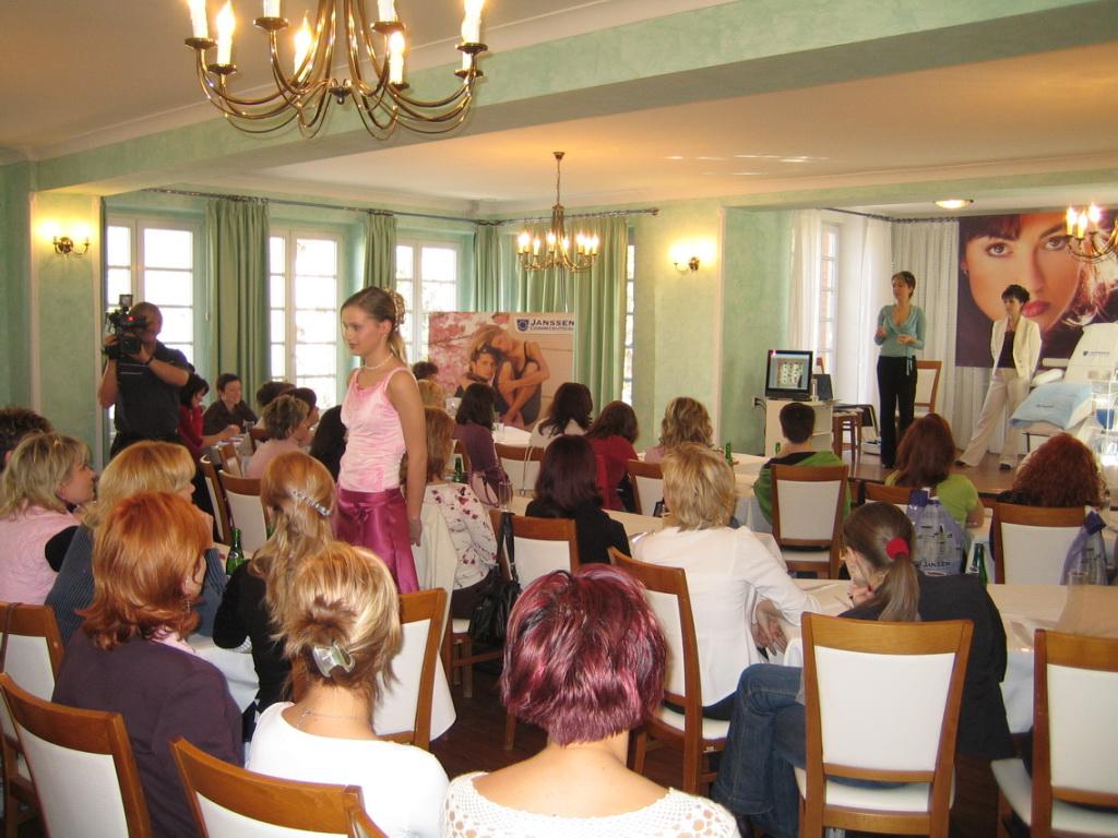 In Znojmo for seminar 2005