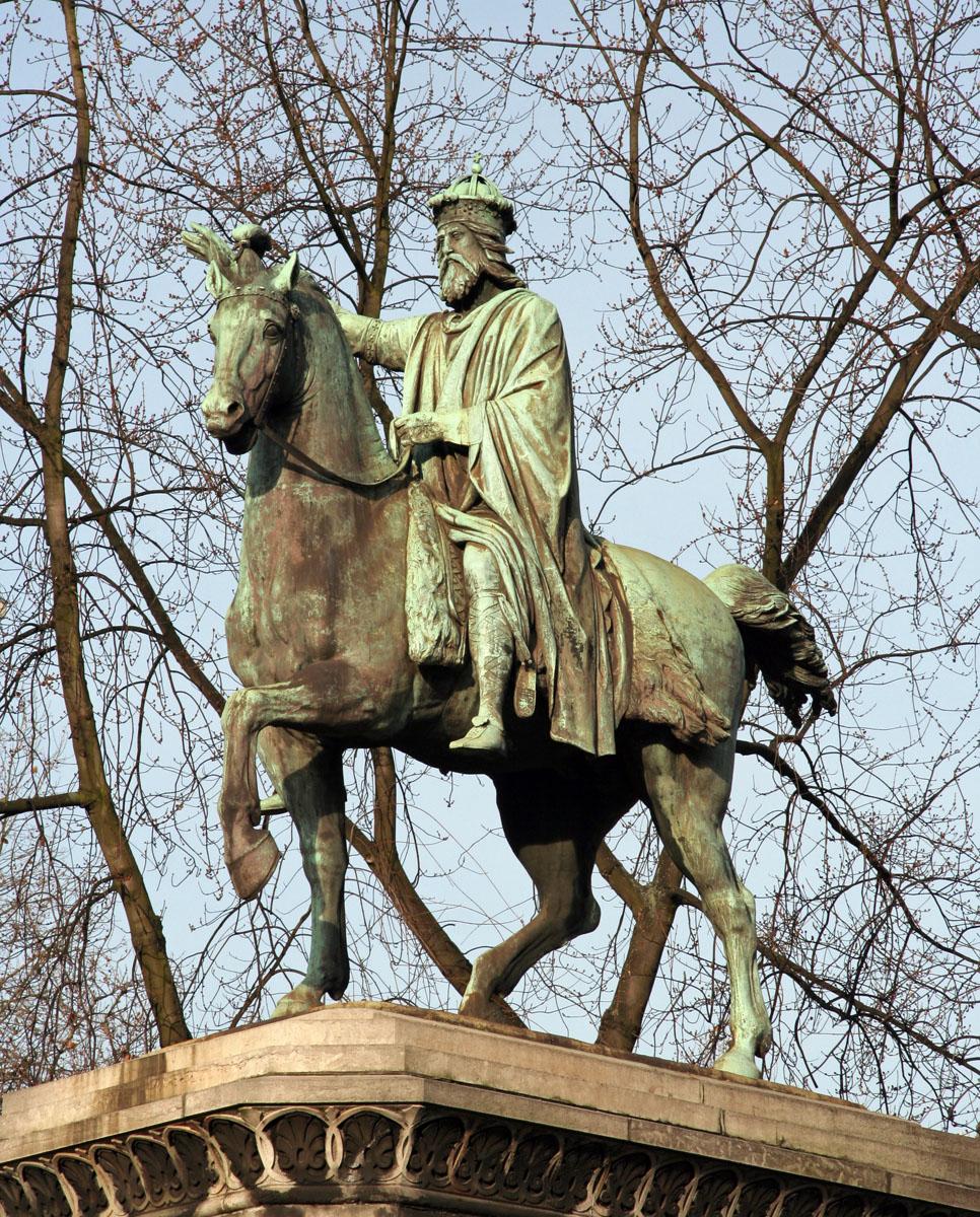 Charlemagne - Blvd d`Avroy - auf dem Weg zur Uni