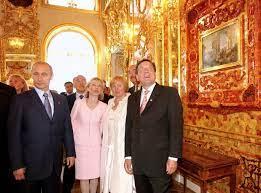 Das Bernsteinzimmer ist zurück in Russland