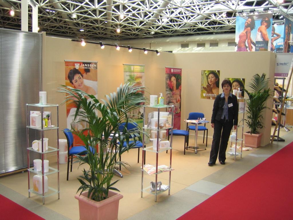 Wellness & Spa Forum in Monte Carlo - Jutta Janzen 2006