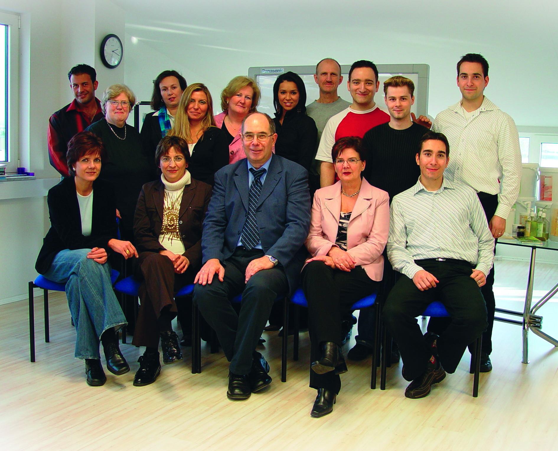 Unsere Mitarbeiter 2005