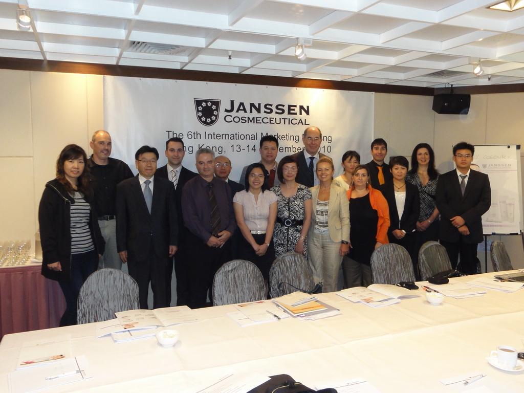 Brand Meeting in Hong Kong 2010
