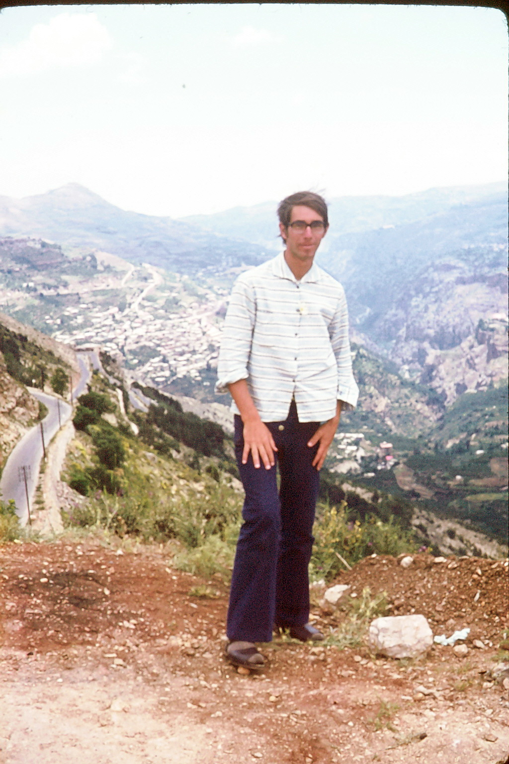 Auf Berg Libanon