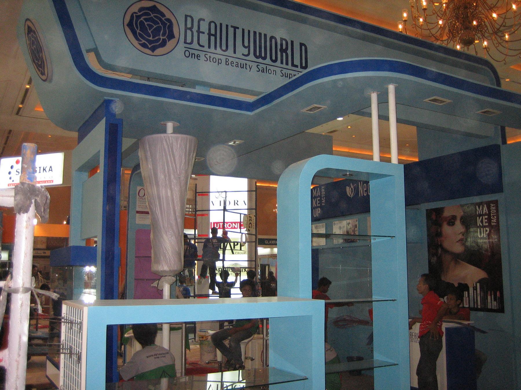 Beautyworld Jakarta 2011