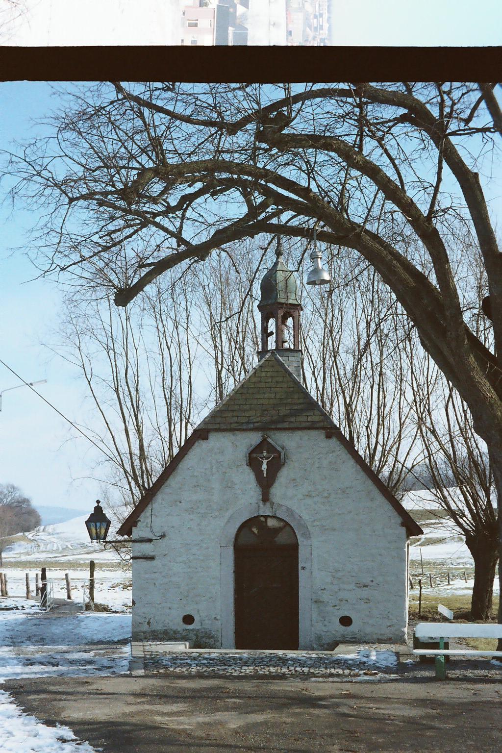 Rochuskapelle neu Moresnet