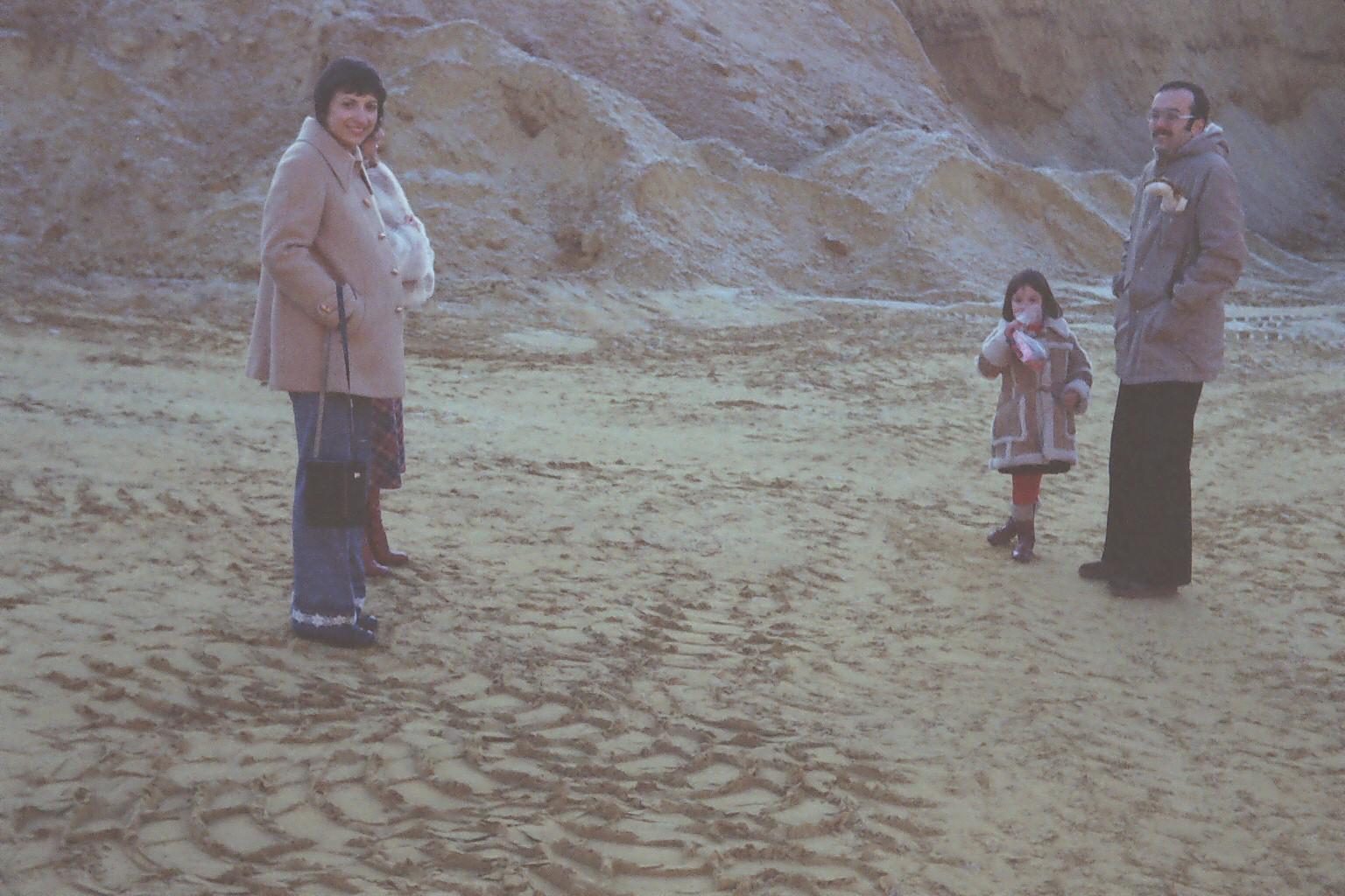 ... in der Sandgrube