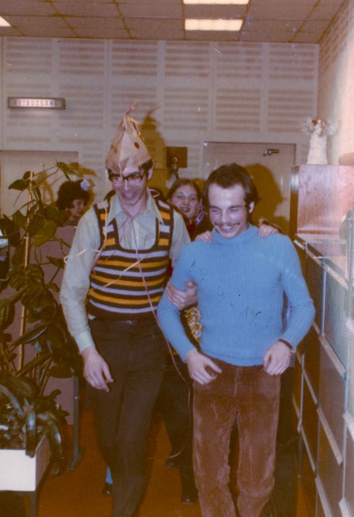 ... mit Rolf 1972