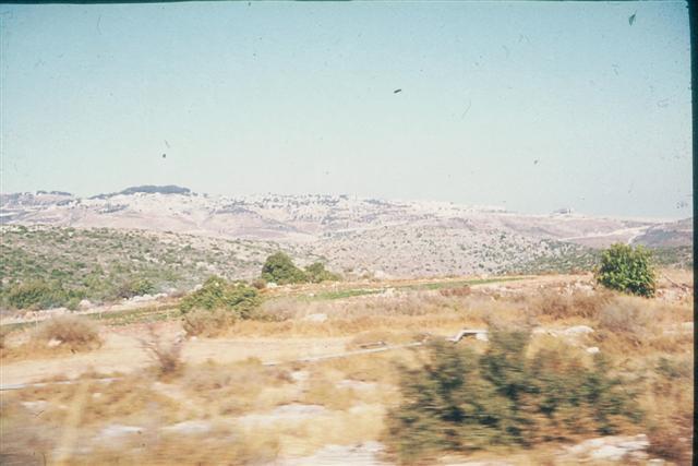 Die Golan Höhen