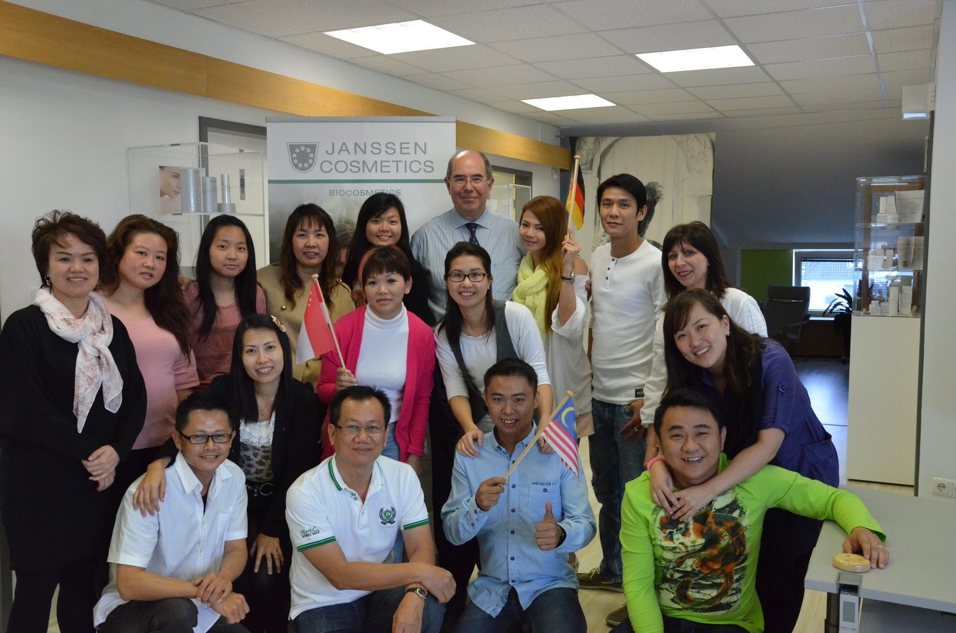 Singapore & Malaysia in Aachen 2013