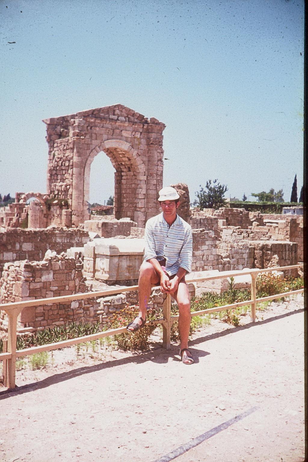 Tyros - phönizische Metropole am Mittelmeer