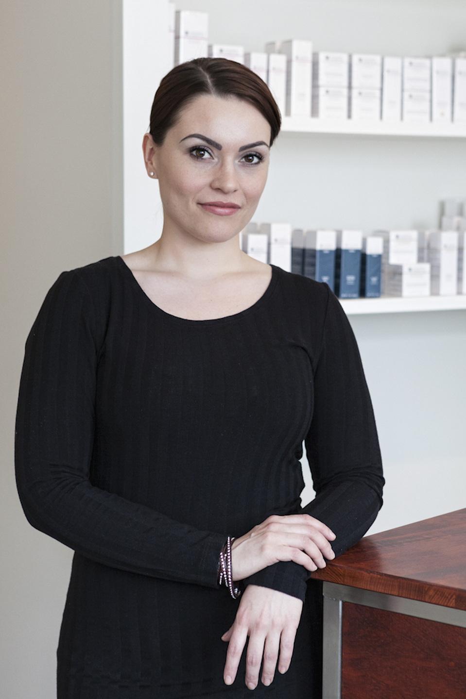 Kristin Bergmann in Reykjavik 2015