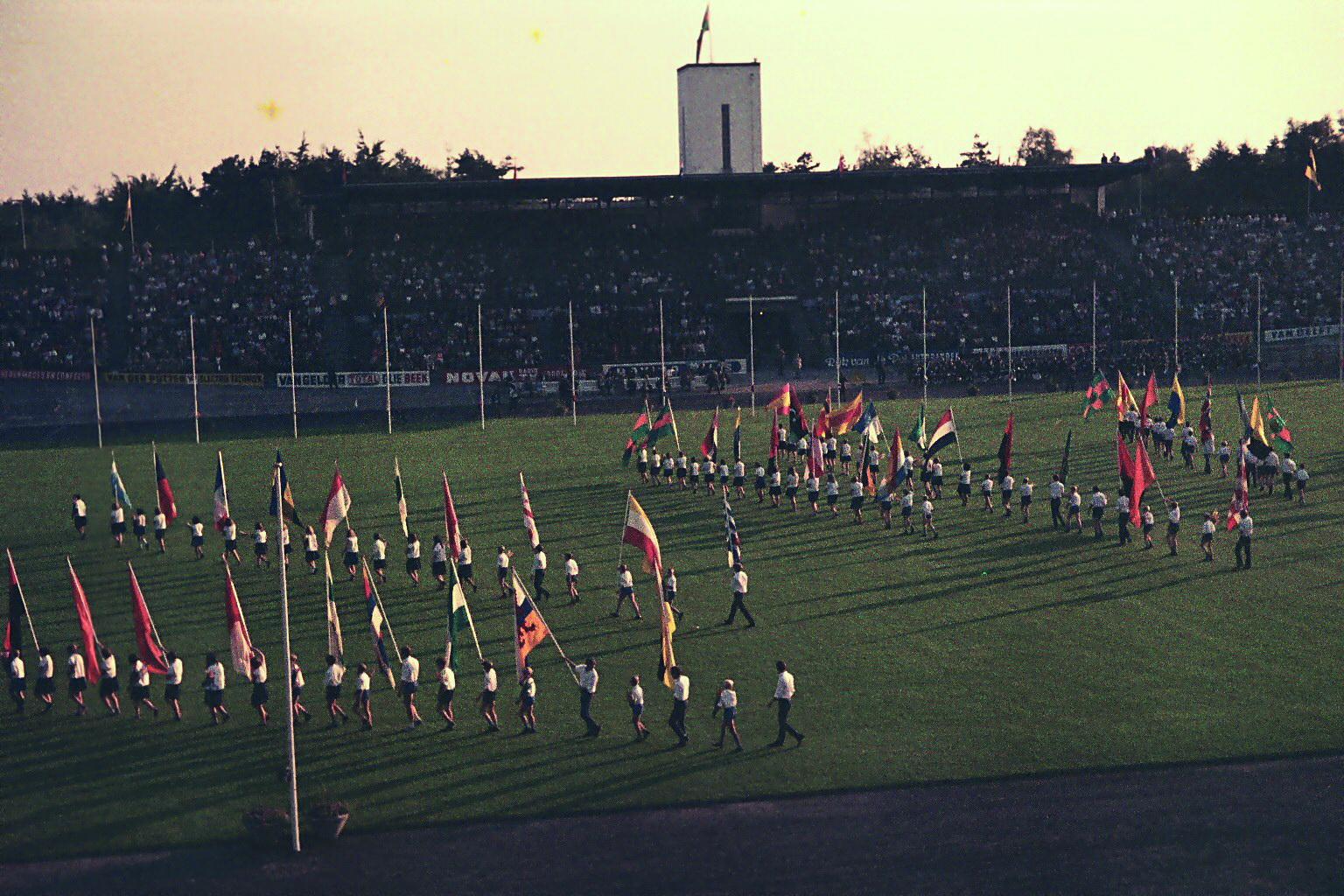 4-Tages Marsch in Nimwegen 1967