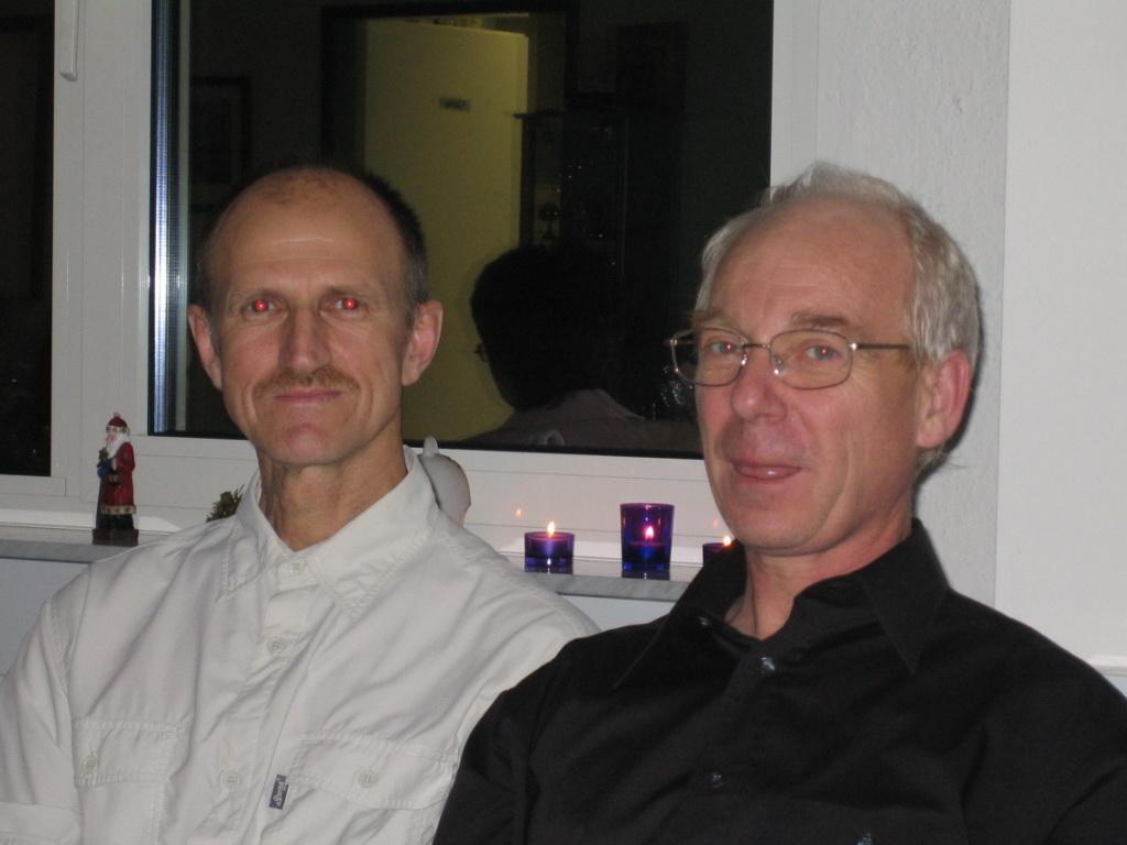 ... und Peter Gaus