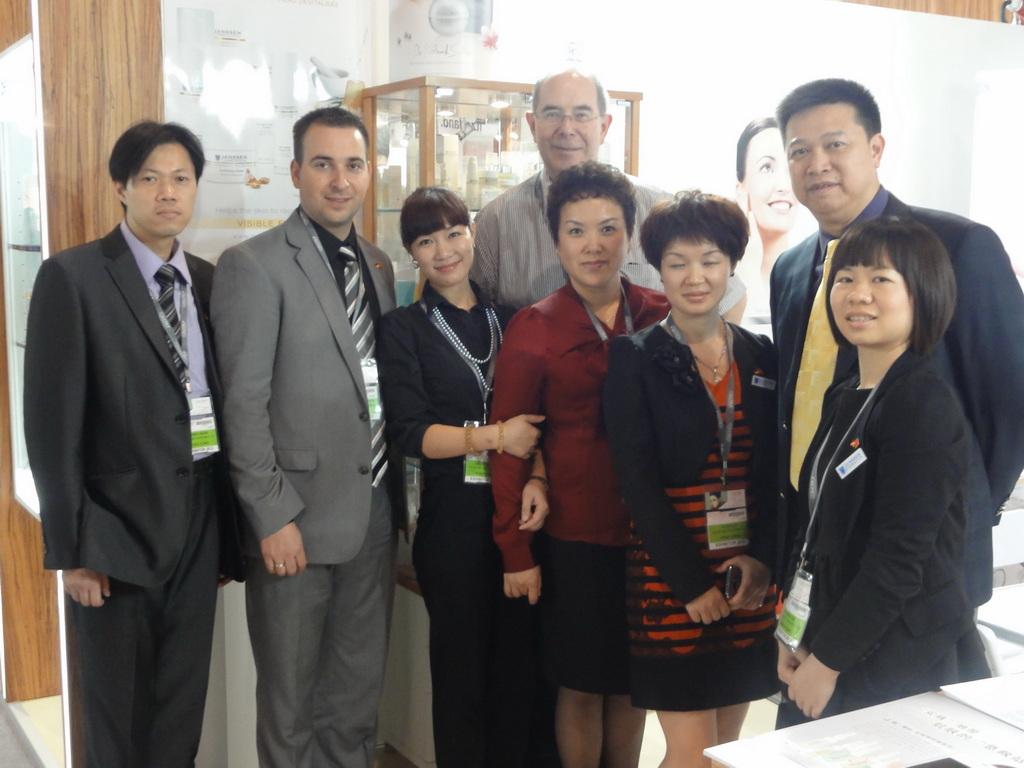 Messe in Guang Zhou 2012