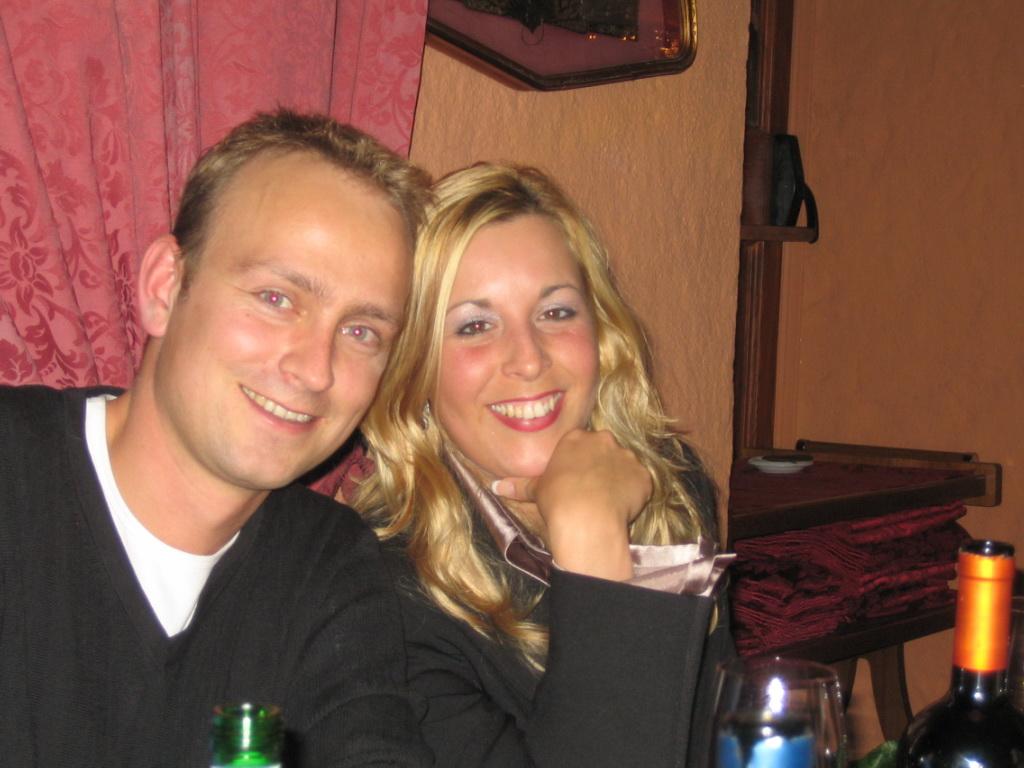 Bas & Cindy 2005 - all in Bologna