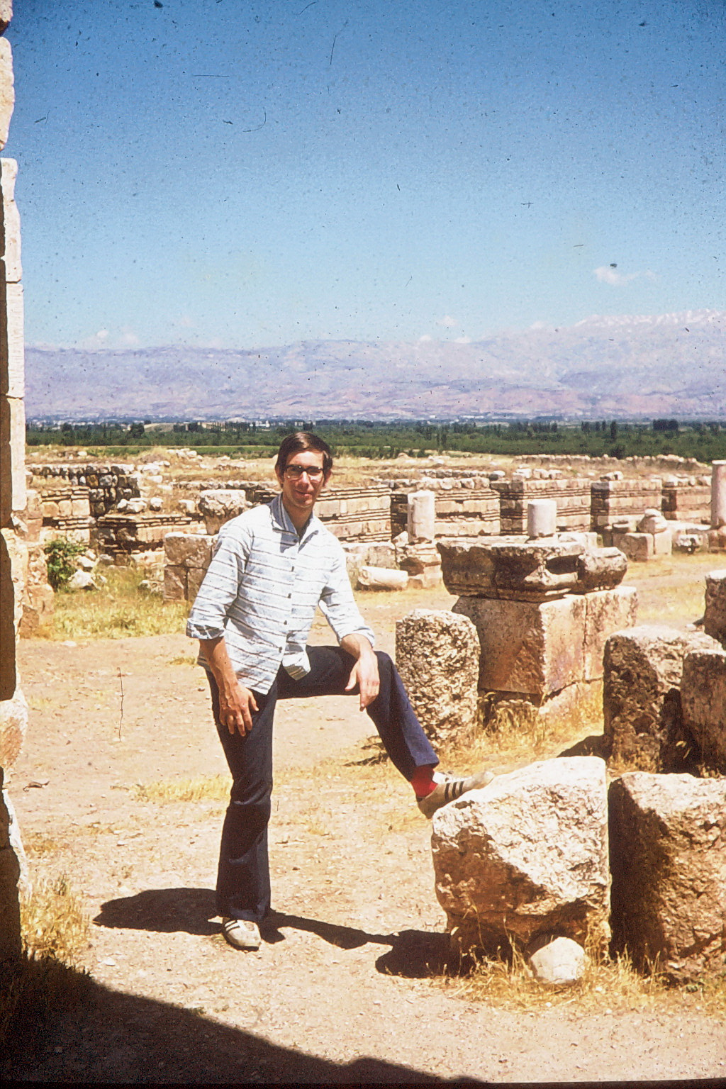 Tyros - die Ruinenstadt