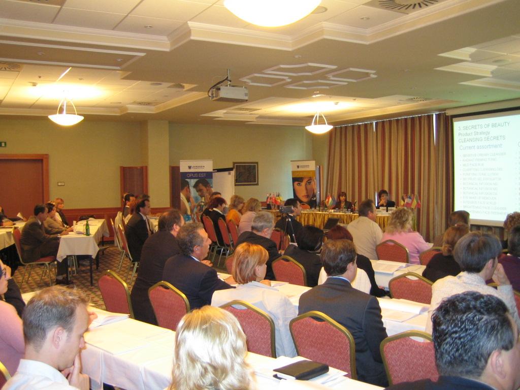 Visegrad International Meeting 2005