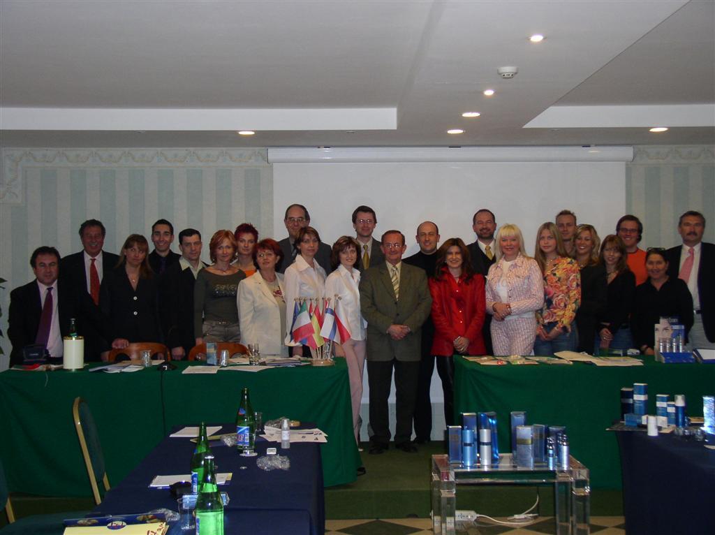 International Meeting in Bologna (Italia) 2004