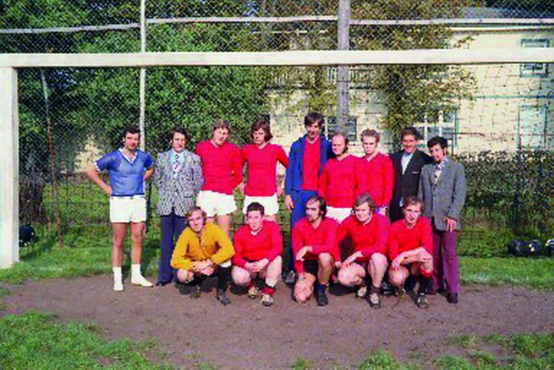 """Fußball mit den Lustigen Brüdern"""""""