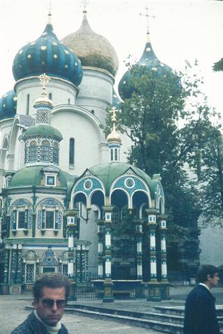 Kathedrale in Zagorsk