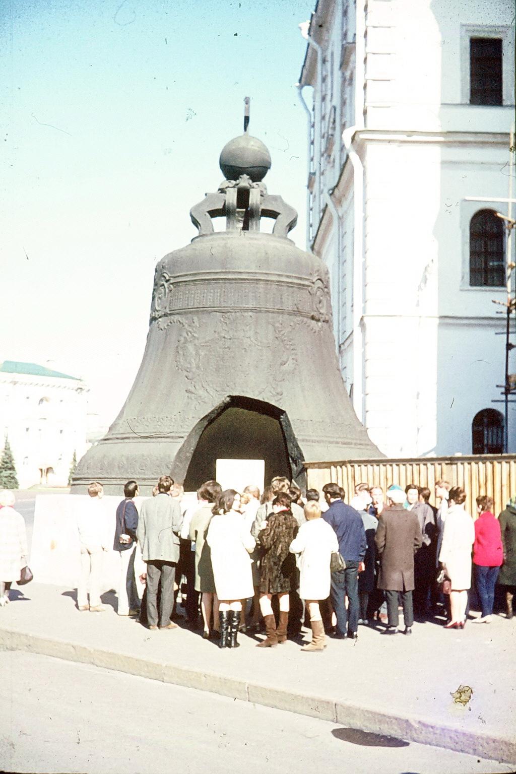 Gebrochene Glocke im Kreml