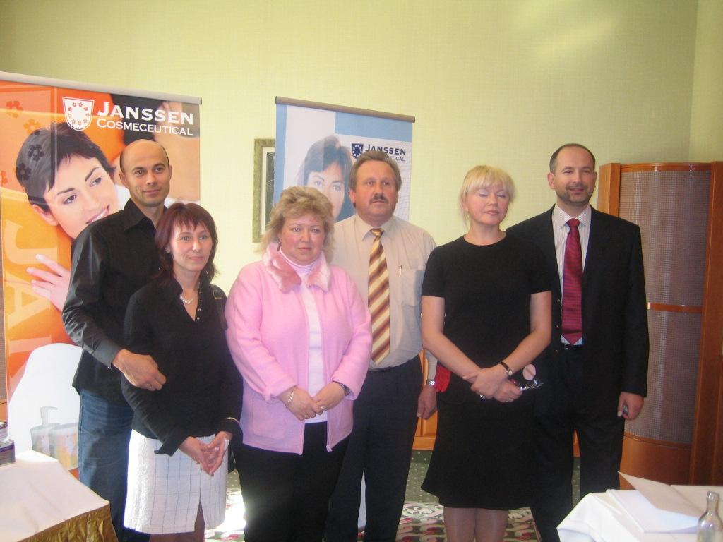 Estonia, Latvia and Russia 2005