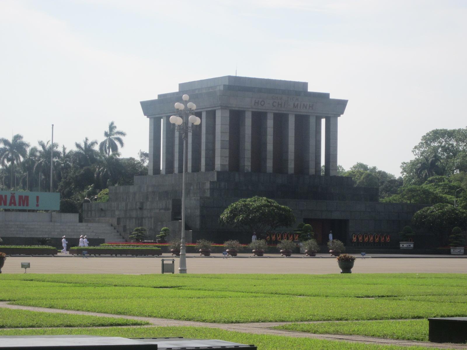 Hanoi . Mausoleum
