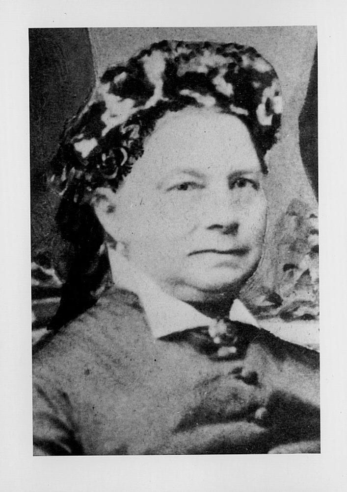 1784-1849 Marie-Therese Bourseaux, Jakob's Frau