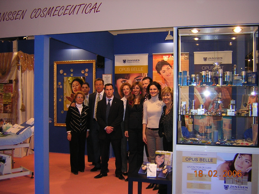 Messe in Barcelona 2006