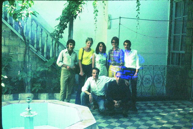 Bei einer Familie in Damaskus