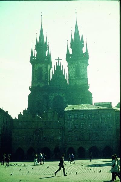 Der Hradschin in Prag