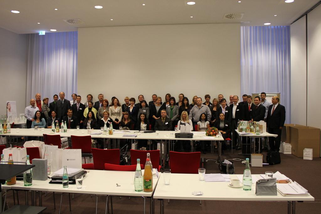 Brand Meeting in Düsseldorf