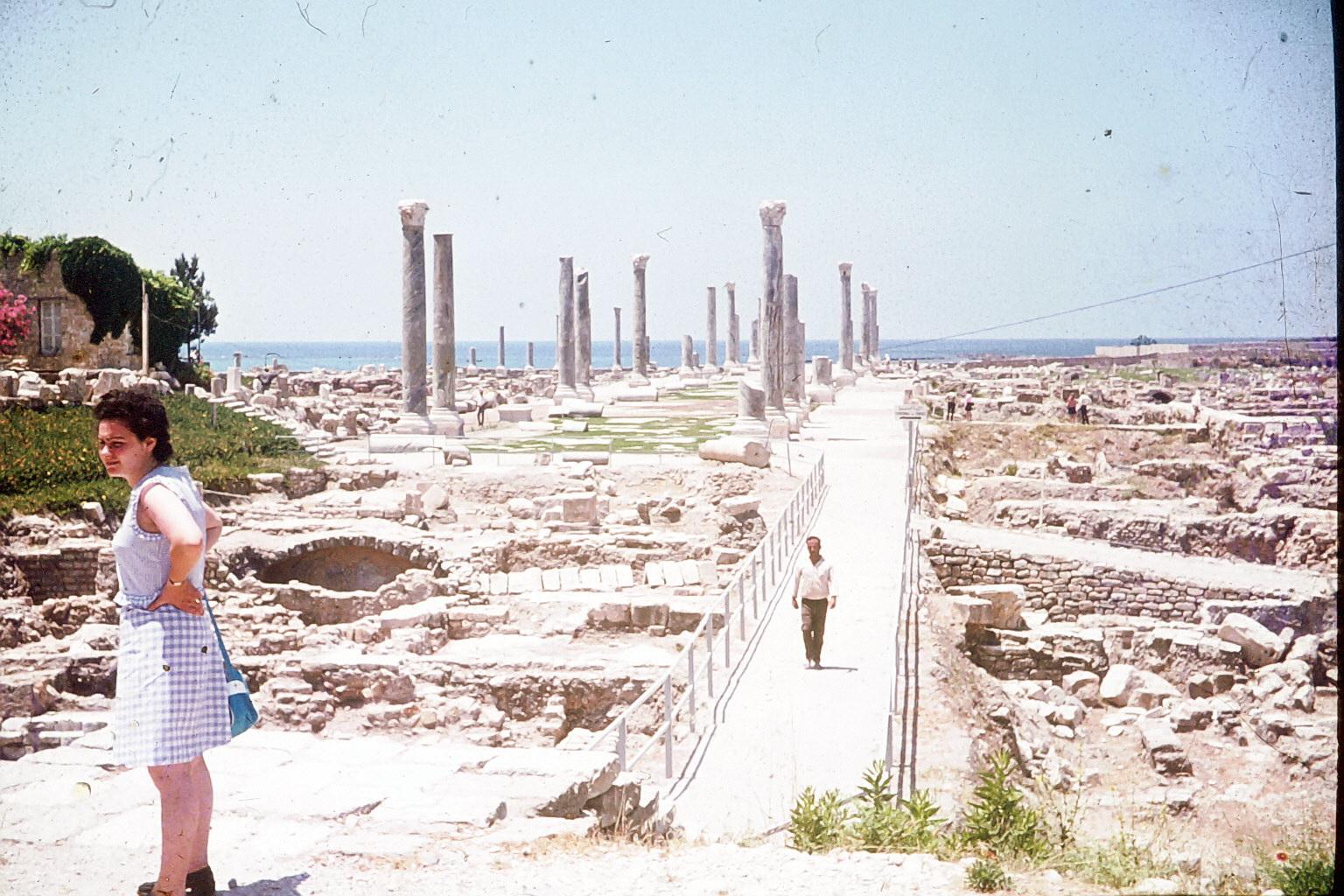 Tyros - phönizische Necropolis