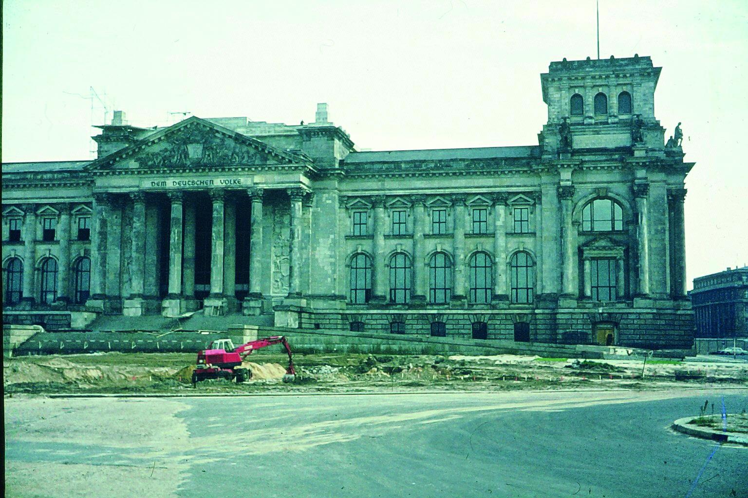 Reichstag 1968