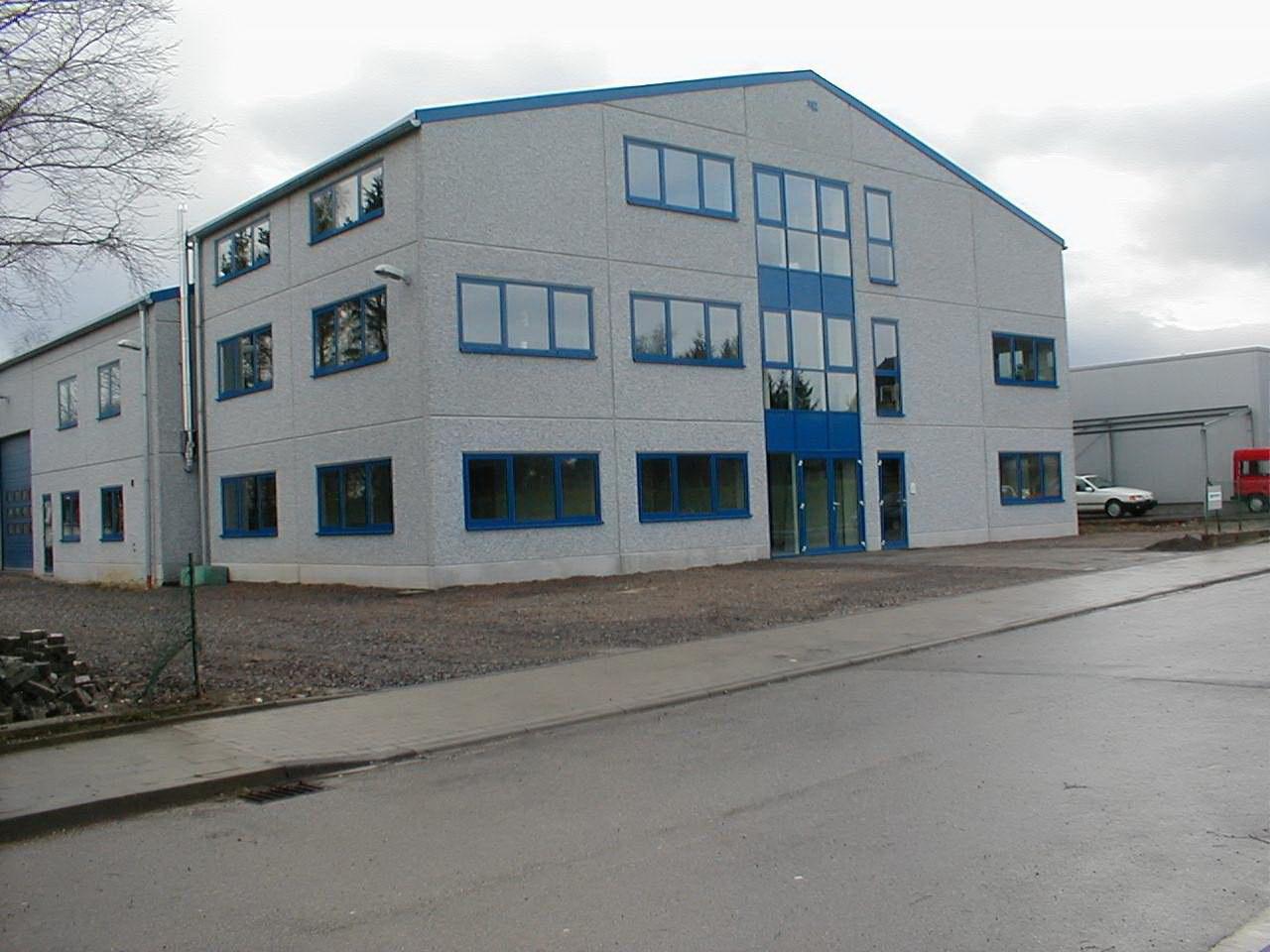Neubau Pontsheide 36 (Architekt Hofmeister) 2000