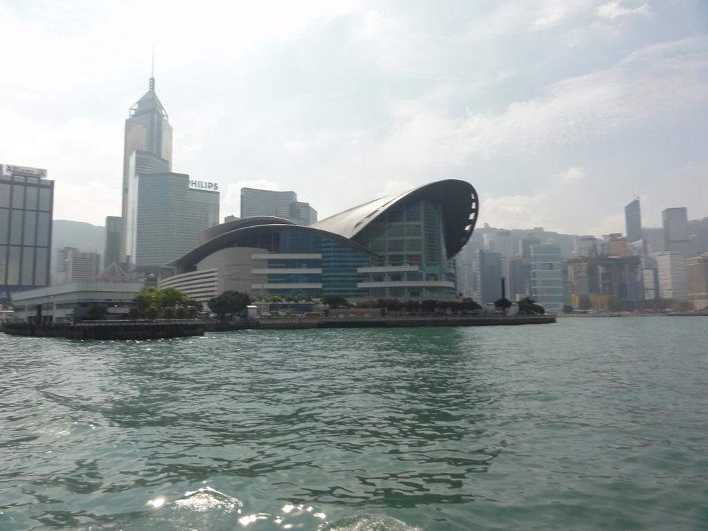 Hong Kong Exhibition Center 2010