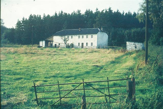 Das Elternhaus 1966