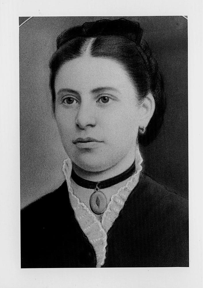 1853-1880 Maria Elisabeth von Craenenbrouck, Gerard's Frau