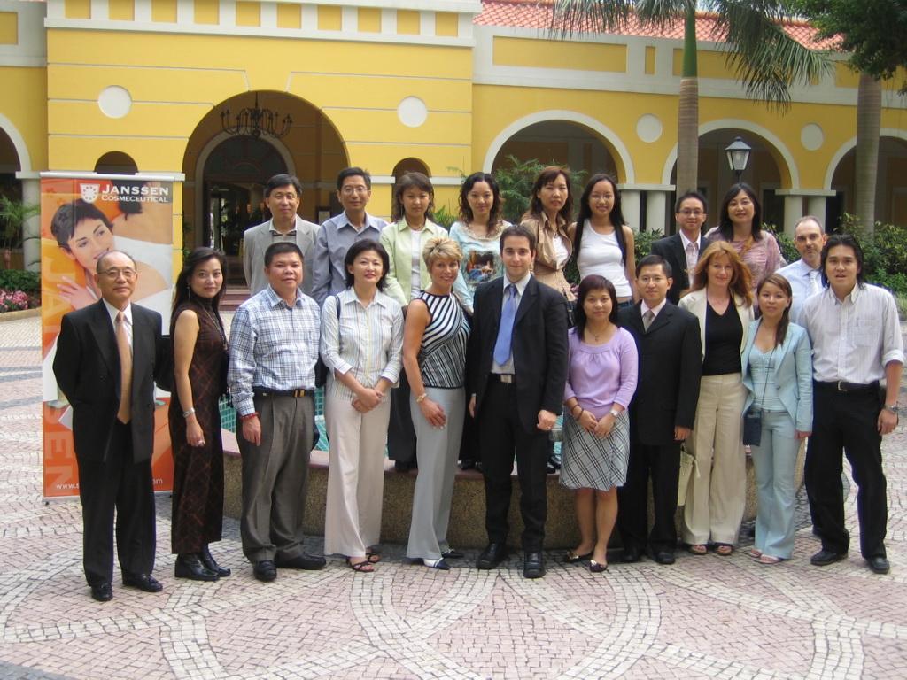 International Meeting Macao 2005