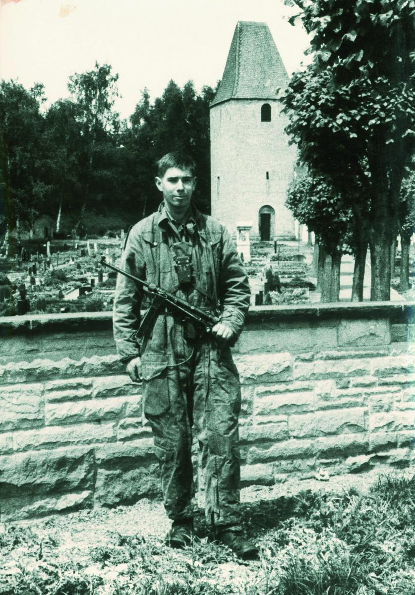 Manöver in Arolsen 1967