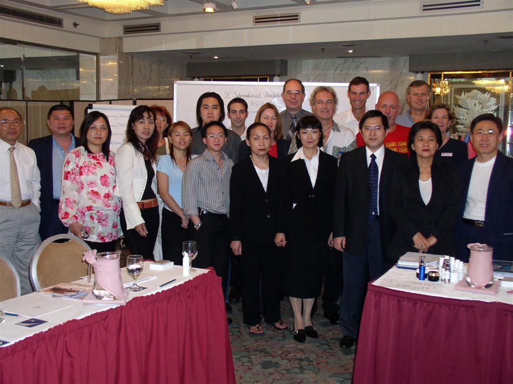 International Meeting Singapore  2004