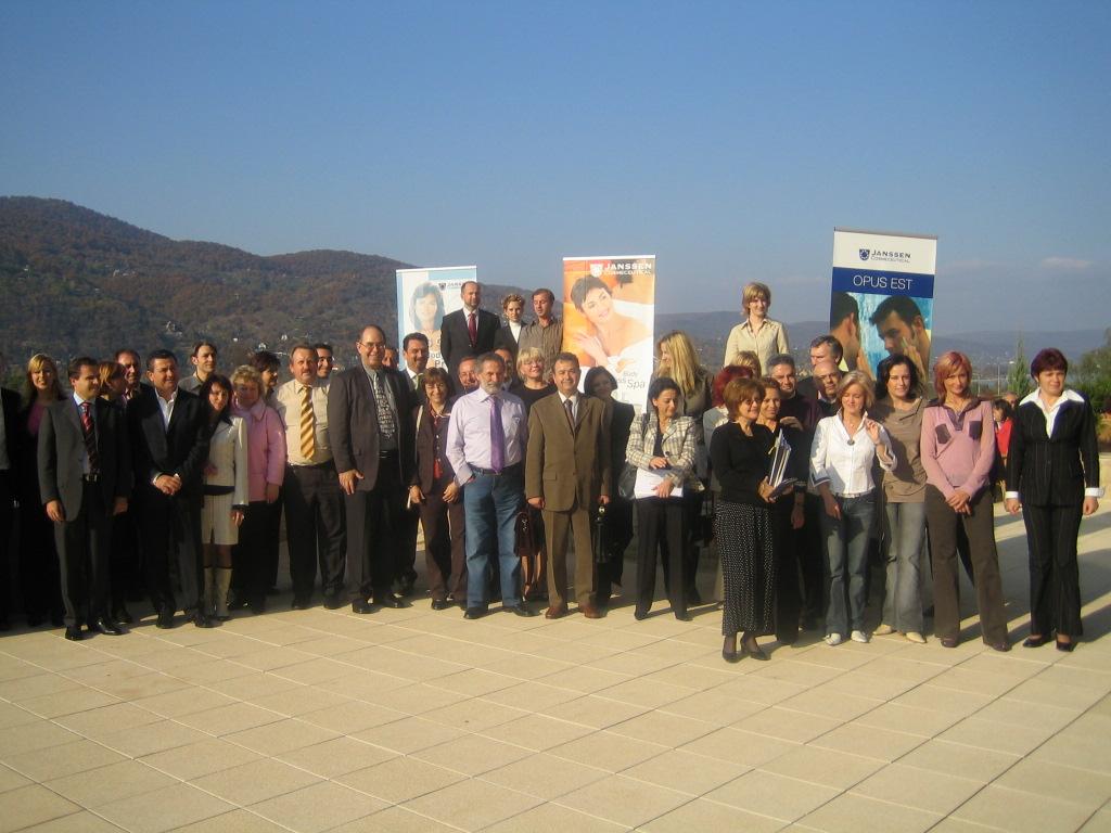 Int' l Meeting in Visegrad 2005
