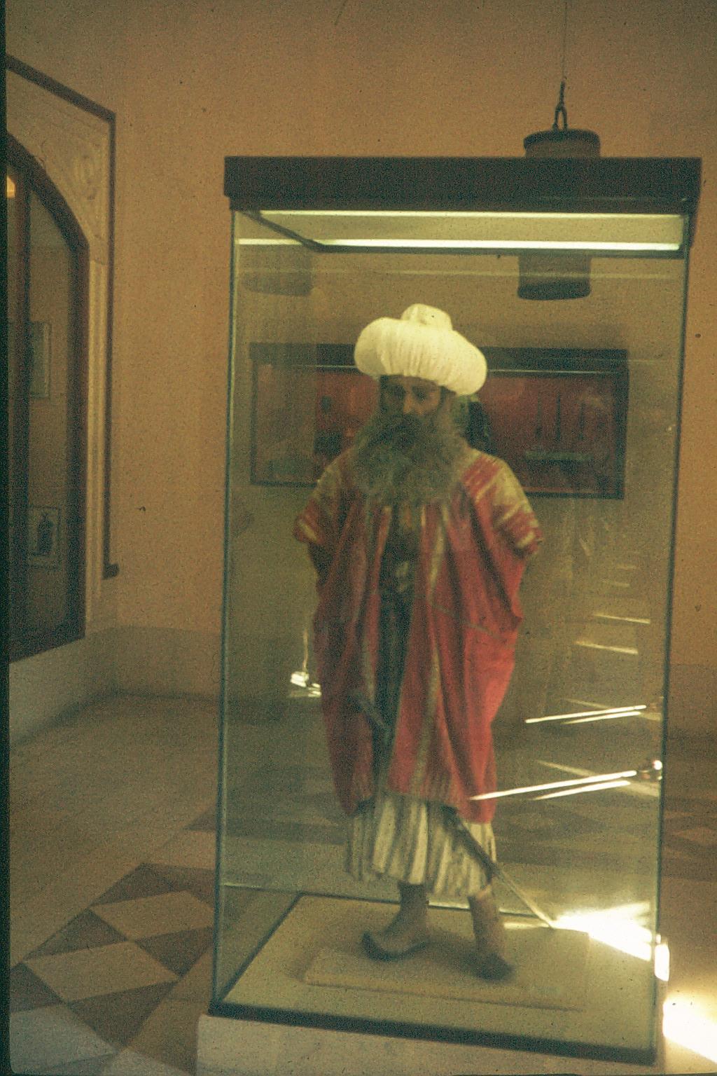 Byblos - alte Männertracht