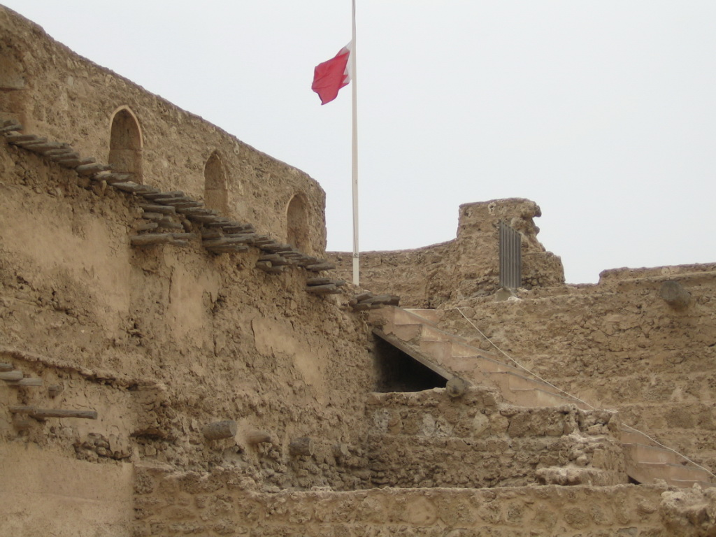 Castle in Bahrain