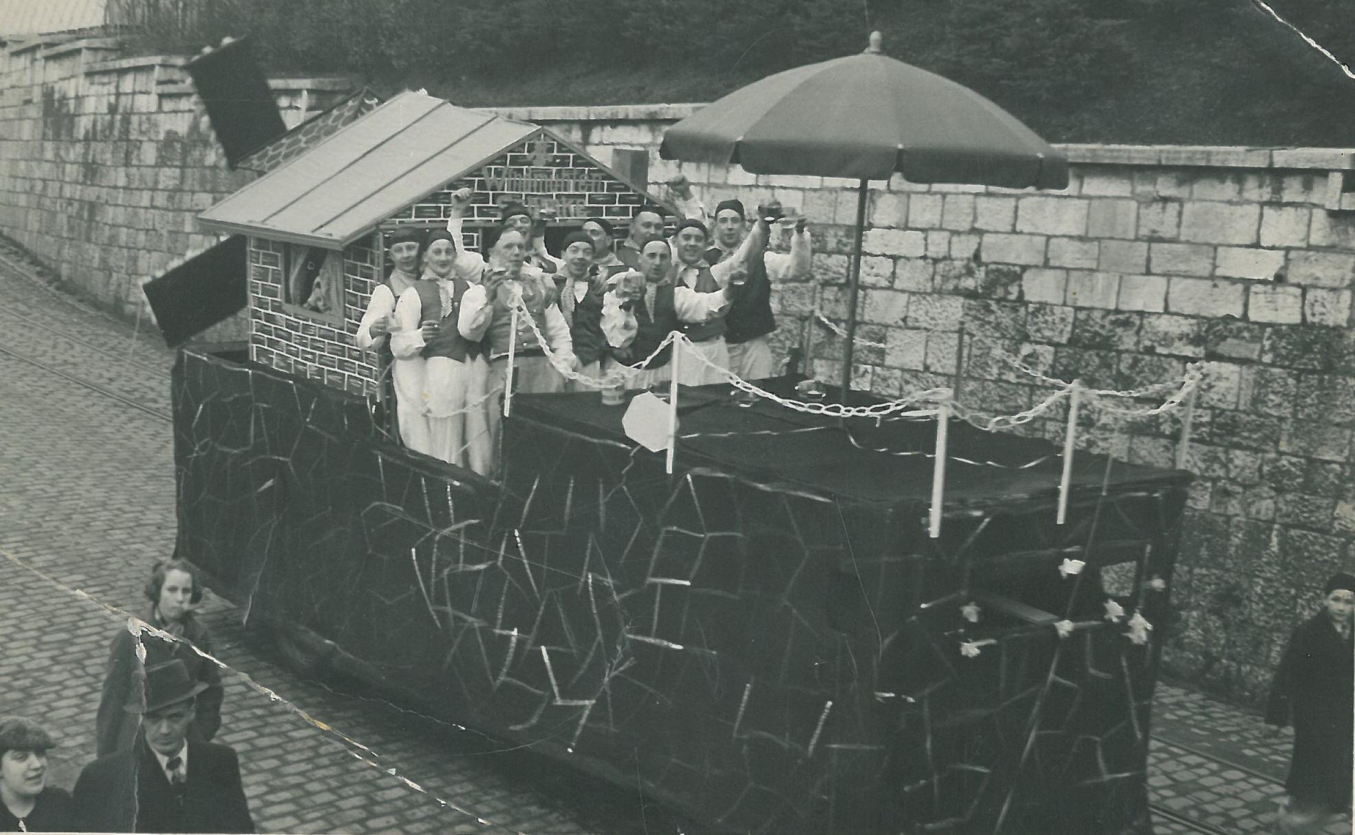 Karnevalsumzug 1936