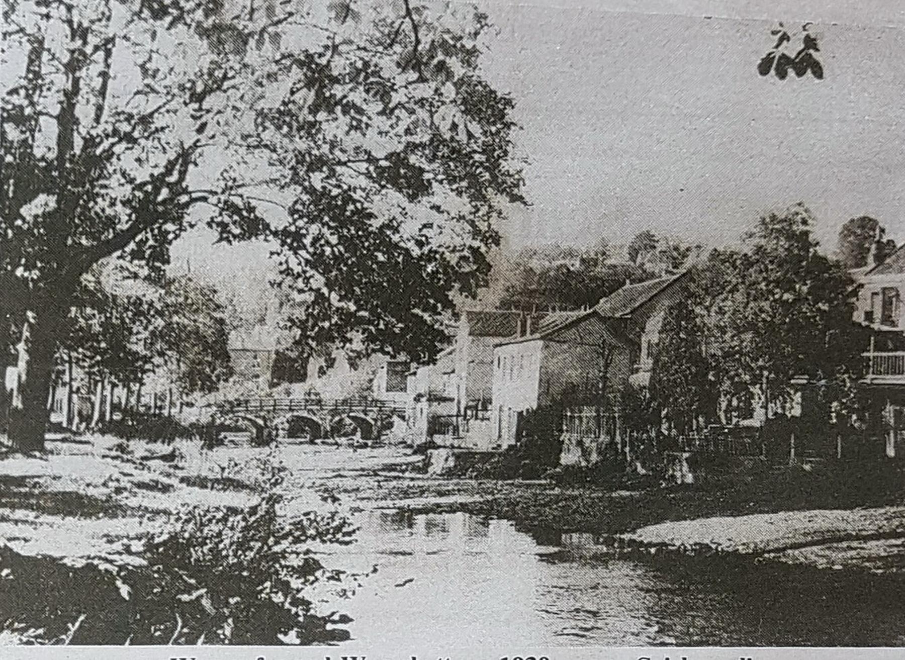 Selterschlag und Weser 1938