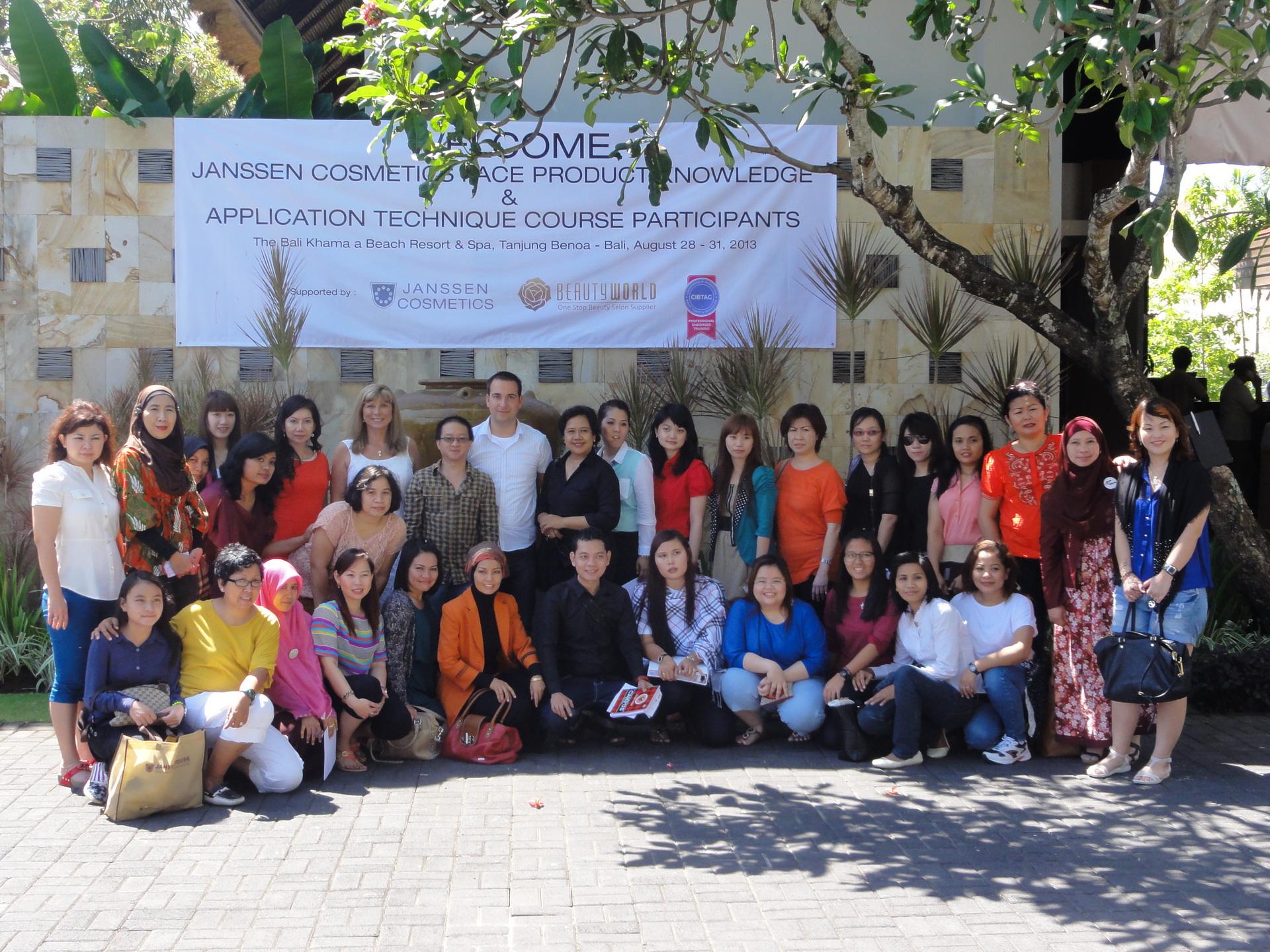 Reinhard in Indonesia 2013