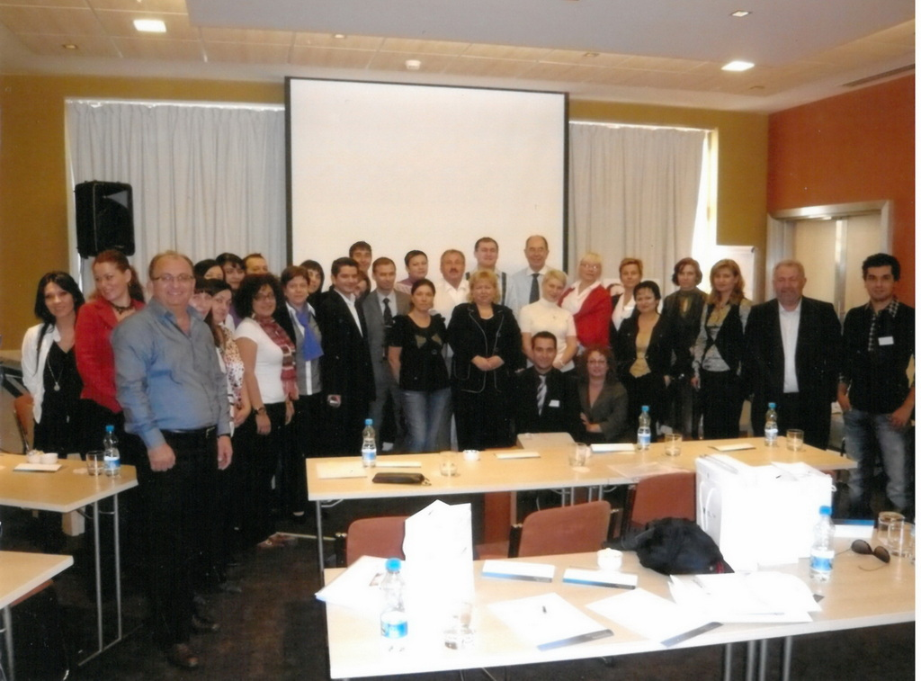 Brand Meeting in Istanbul 2010