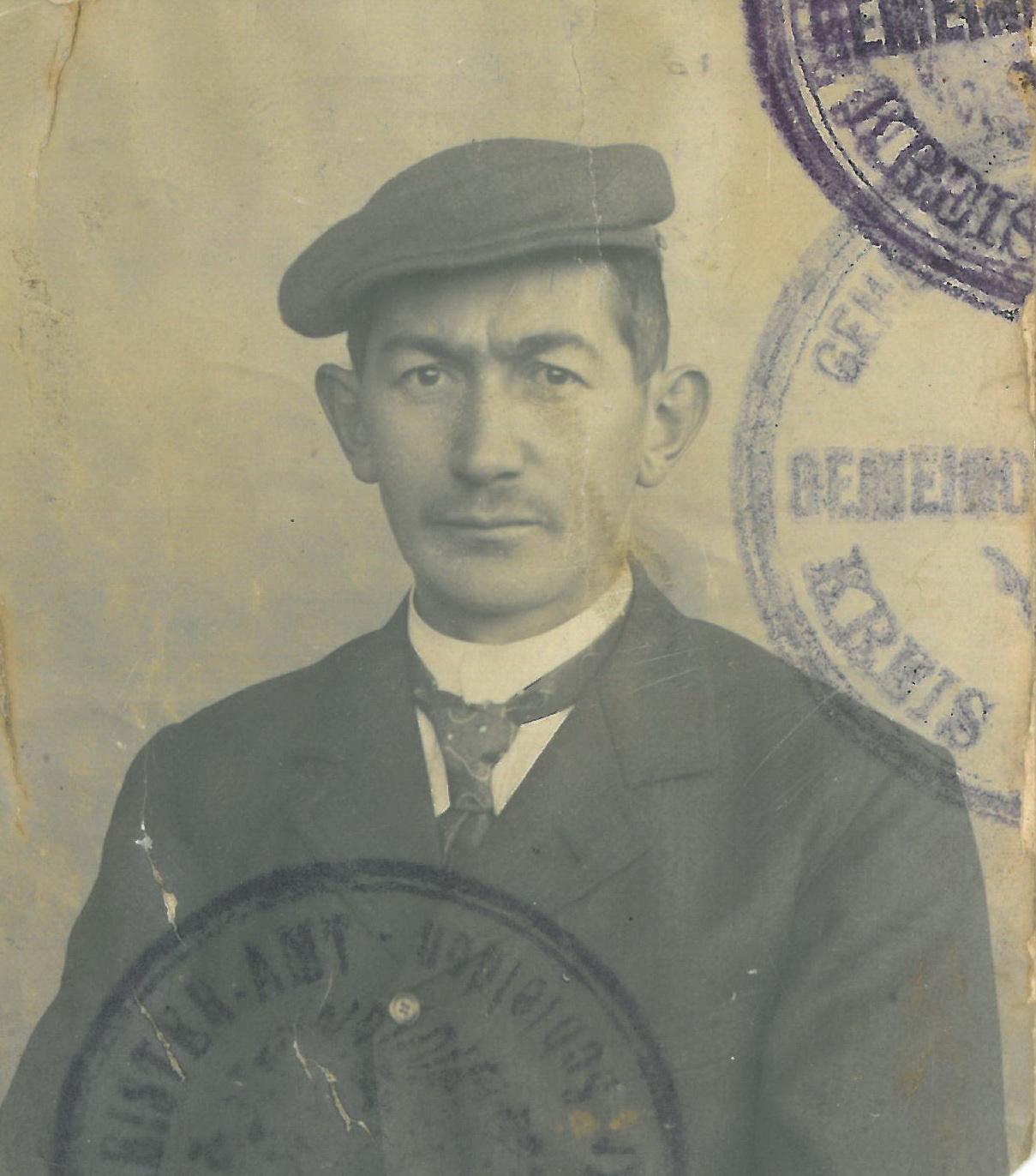 Johann Klein, mein Opa