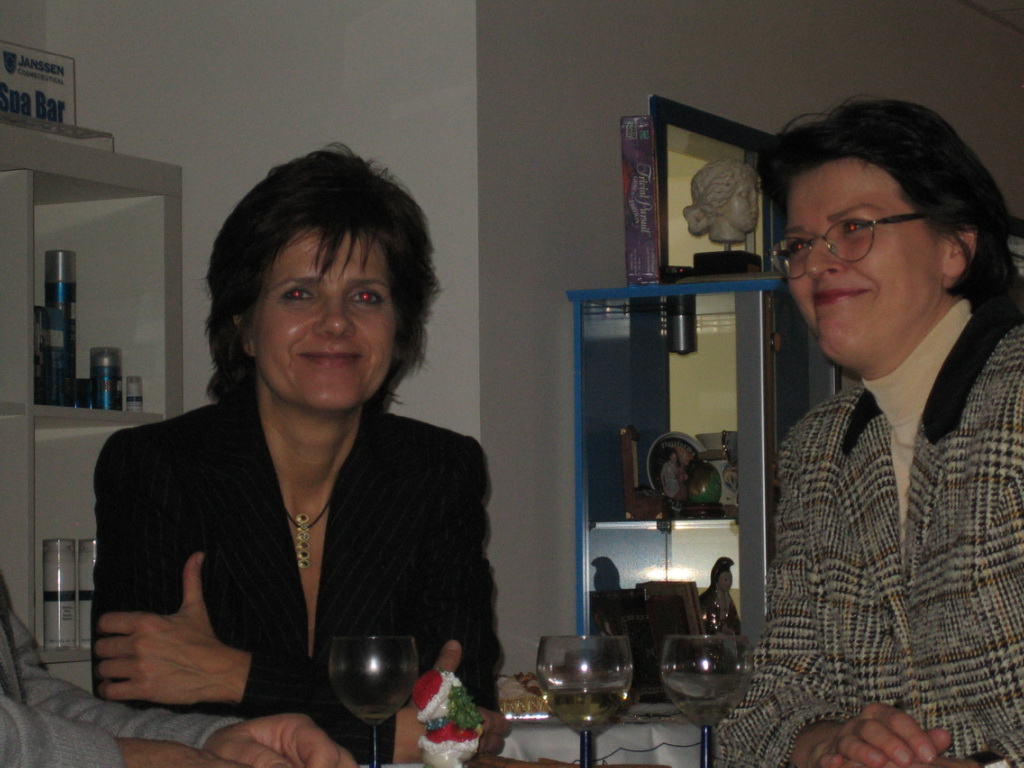 Jutta und Cornelia Heinicke